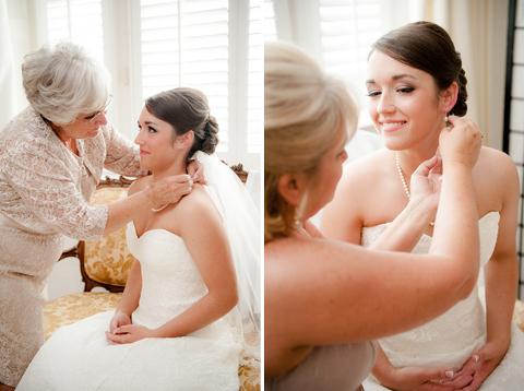 Belmont-Country-Club-Wedding-Ashburn-VA-Wearing-Grandmothers-Pearls