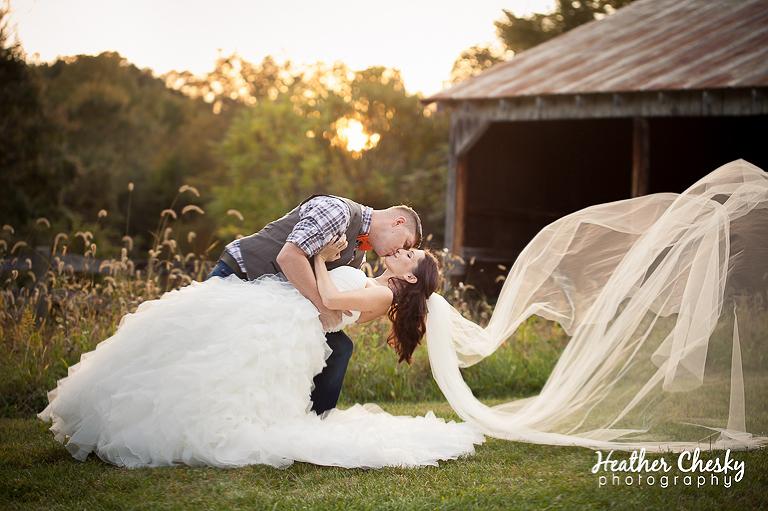 Rustic Style Shoot at Leesburg VA Wedding Venue | 48 Fields