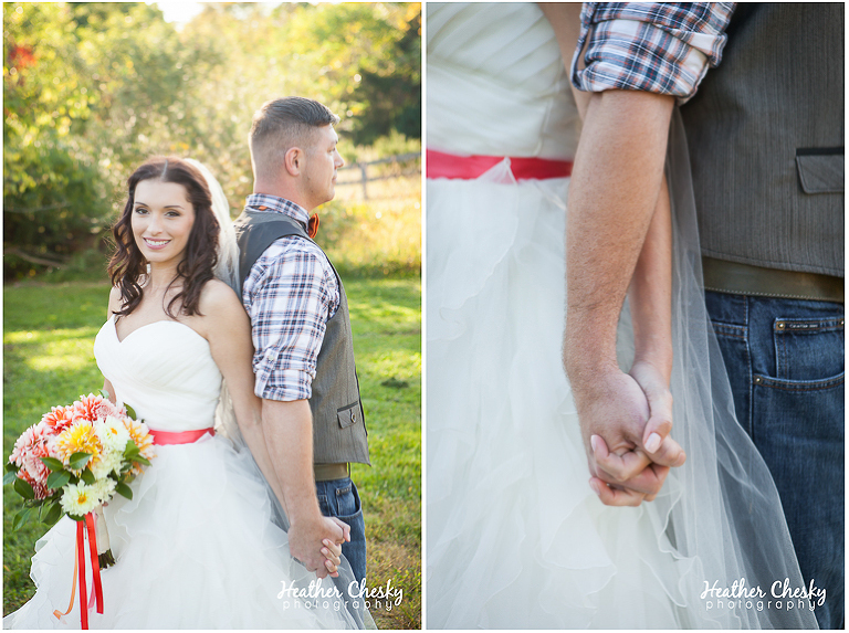 Rustic Style Shoot at Leesburg VA Wedding Venue | 48 Fields
