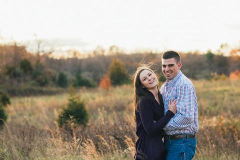 48-Fields-Leesburg-VA-Engagement-Portraits-Norman-Photo-Paper-Megan-Ryan