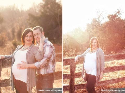 Leesburg VA Maternity Photos | 48 Fields Farm | Mollie Tobias Photography