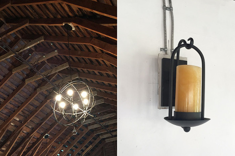 48 Fields Farm in Leesburg VA | Barn Renovation - New Electric and Lights