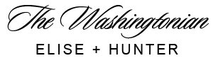 Featured on Washingtonian: Elise and Hunter | 48 Fields Farm