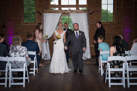 Springtime Petite Wedding at 48 Fields in Leesburg VA   Victoria and Ted