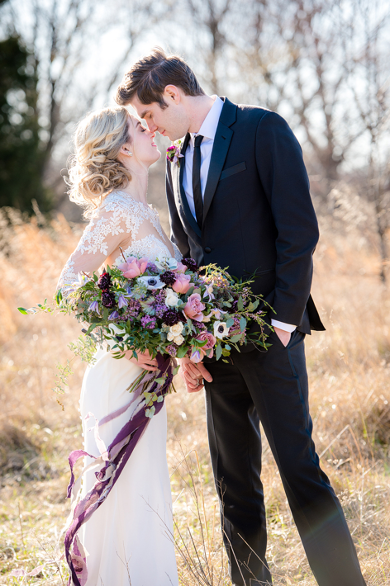 Winter-Style-Shoot-48-Fields-Farm-Wedding-Leesburg-VA | Kelly Ewell Photography with Lark Floral