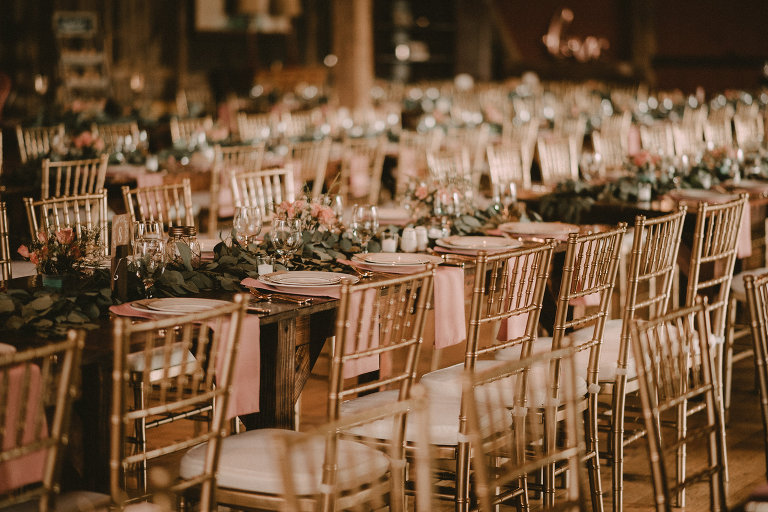 Reception Tables Happily Hitched - Bakerture Photo & Video