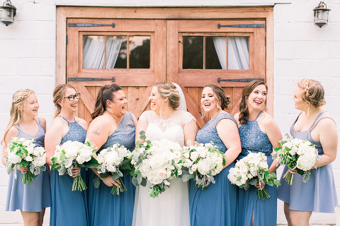 Wedding Photos in Leesburg VA | 48 Fields Farm