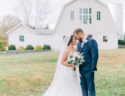 Wedding Photos in Leesburg VA | 48 Fields Farm