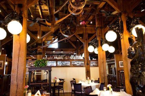 Tuscarora Mill rehearsal dinner ideas - 48 Fields Wedding Barn | Leesburg VA