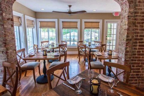 West End Wine Bar rehearsal dinner ideas - 48 Fields Wedding Barn | Leesburg VA