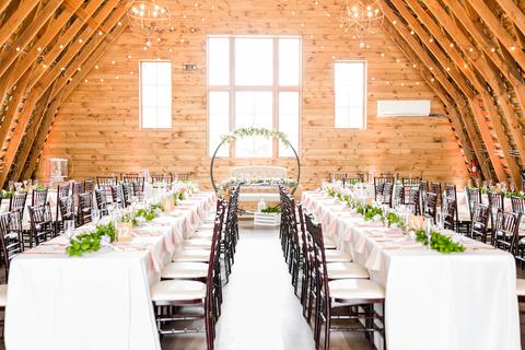 barn wedding reception northern VA - 48 Fields Wedding Barn | Leesburg VA
