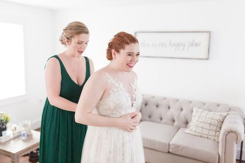 bride wedding day getting ready details - 48 Fields Wedding Barn   Leesburg VA