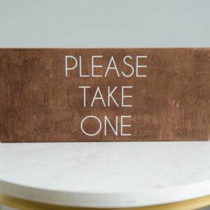 rustic-wood-please-take-one-sign-48-fields-leesburg-va